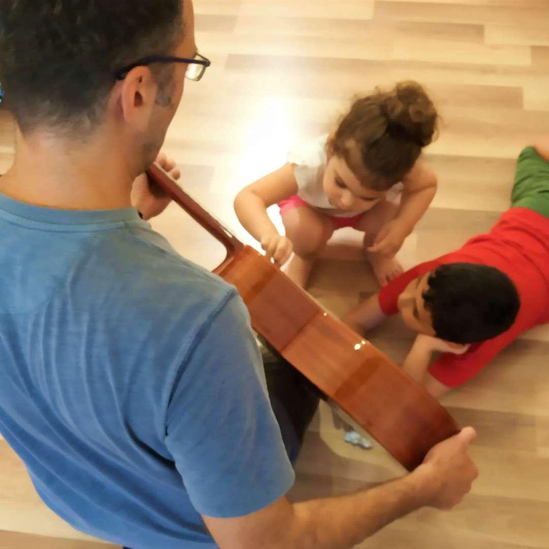 εργαστήρι παιδικού τραγουδιού